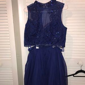 plus size formal dress.